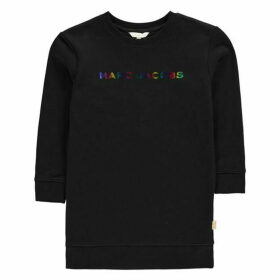 Marc Jacobs Check Party Sweatshirt Dress