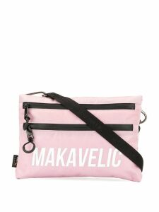 Makavelic 2WAY Sacoche bag - PINK