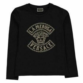 Young Versace La Medusa T Shirt