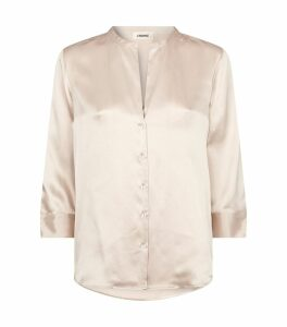 Silk Aoki Blouse