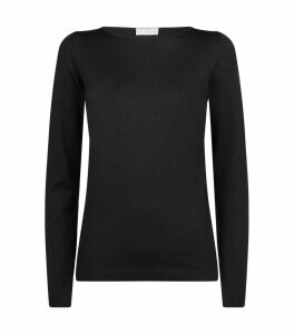 Lamé Knit Sweater