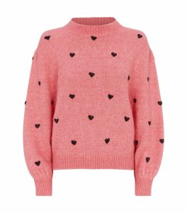 Ariana Heart Sweater