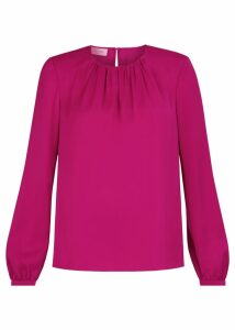 Dulcie Top Orchid Pink