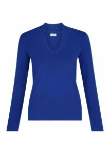 Ingrid Sweater Cobalt XL