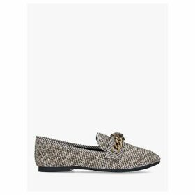 Kurt Geiger London Chelsea Loafers, Natural Beige