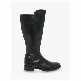 Gabor Wide Fit Townley Leather Knee Boots