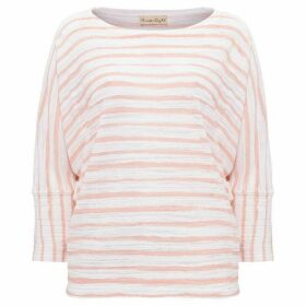 Phase Eight Brinley Brush Stroke Stripe Batwing