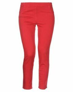 BLUE LES COPAINS TROUSERS 3/4-length trousers Women on YOOX.COM