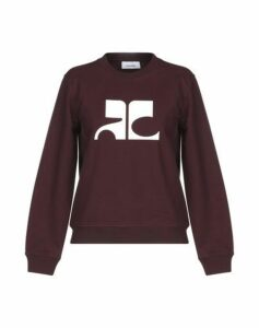COURRÈGES TOPWEAR Sweatshirts Women on YOOX.COM