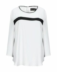 GIULIA VALLI SHIRTS Blouses Women on YOOX.COM