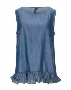 AVANTGAR DENIM by EUROPEAN CULTURE TOPWEAR Tops Women on YOOX.COM