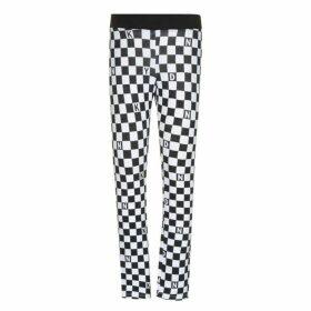 DKNY print Leggings - Noir Blanc M41