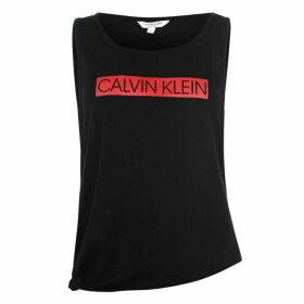 Calvin Klein Tank Top - PVH Black