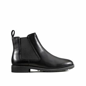 Griffin Plaza Leather Boots