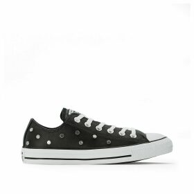 Chuck Taylor All Star Leather Studs Ox Trainers