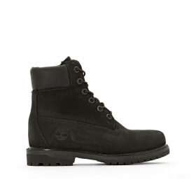 Premium Boot- W 6-Inch Lace-Up Boots