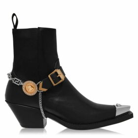 Versace Chukka West Boots
