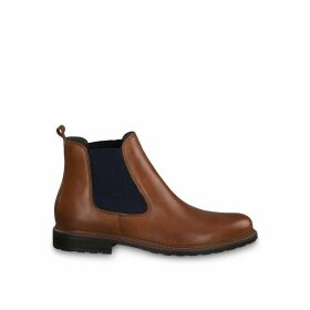 Belin Leather Ankle Boots