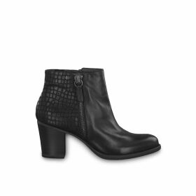 Tora Heeled Leather Boots