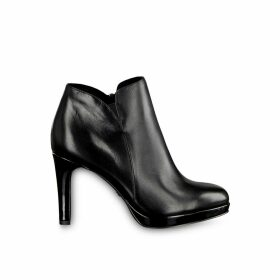 Lucinda Heeled Leather Boots