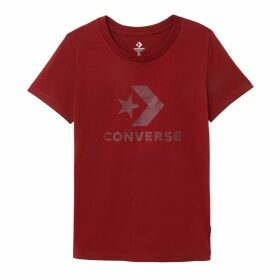 Star Chevron Cotton T-Shirt