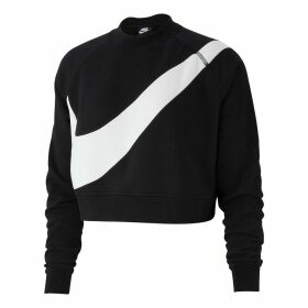 Cropped Logo Jumper