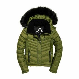 Fuji Quilted Down 3 in 1 Slim Jacket