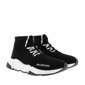 Balenciaga Sneakers - Speed Lace Up Sneakers Black - black - Sneakers for ladies
