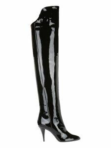 Saint Laurent Kiki Overknee Boots