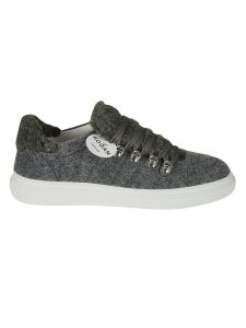 Hogan Wintery Stitching Sneakers