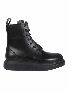 Alexander McQueen Lace-up Hi-top Sneakers