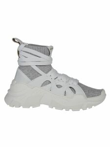 Agnona Sock Lined Sneakers