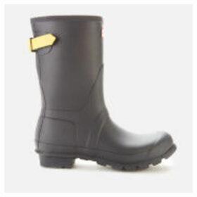 Hunter Women's Original Back Adjustable Short Boots - Luna/Lightning Yellow - UK 8