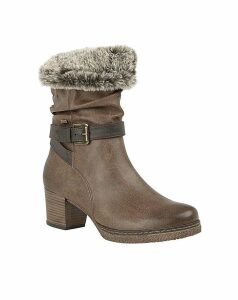 Lotus Relife Charmaine Mid-Calf Boots