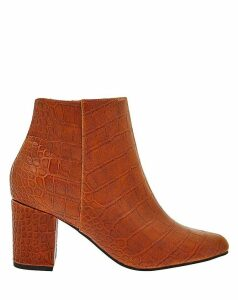Monsoon Cindy Croc Ankle Boot