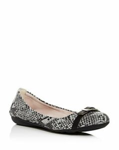 Paul Mayer Women's Blv Buckle Ballet Flats