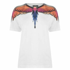 Marcelo Burlon Wings T Shirt