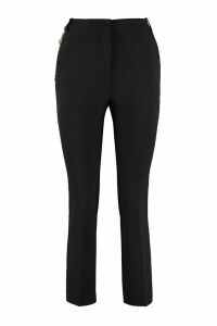 Pinko Mr Brown Stretch Crêpe Trousers