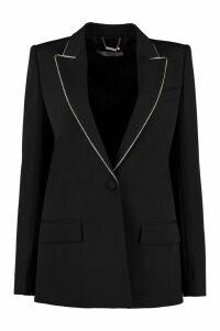 Givenchy Slim Fit Wool Blazer