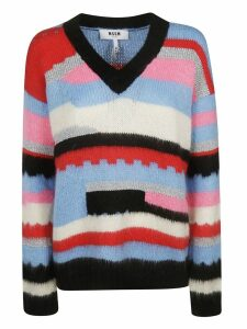 MSGM V-neck Jumper