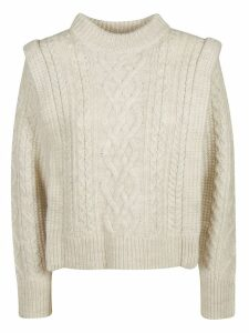 Isabel Marant Knitted Pattern Pullover