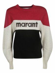 Isabel Marant Mid-logo Print Sweatshirt