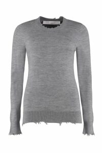 IRO Brooklin Crew-neck Wool Sweater