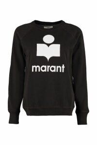 Isabel Marant Étoile Milly Cotton Crew-neck Sweatshirt