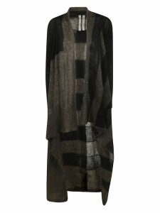 Rick Owens Long Wrap Cardigan