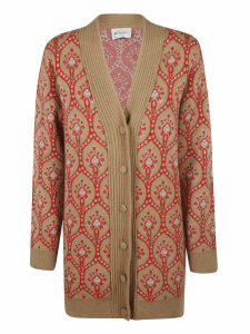 Be Blumarine Patterned Cardigan