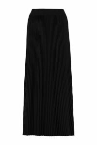 Weekend Max Mara Scilla Pleated Knit Skirt