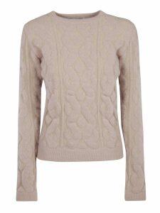 Blumarine Patterned Detail Sweater
