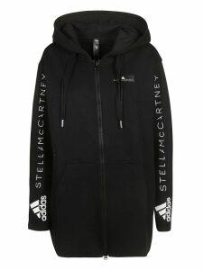Adidas Sleeve Logo Zipped Hoodie