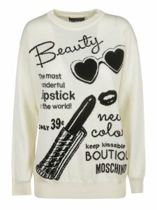 Moschino Beauty Sweater